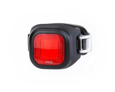 KNOG BLINDER MINI CHIPPY REAR / BLACK