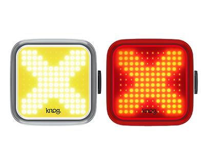 KNOG BLINDER X TWIN PACK / BLACK