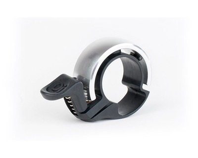 KNOG Oi CLASSIC BELL / SMALL / SILVER
