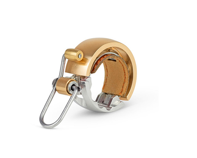 KNOG Oi LUXE / SMALL / BRASS
