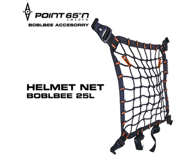 Point65 Helmet Net Boblbee 25L