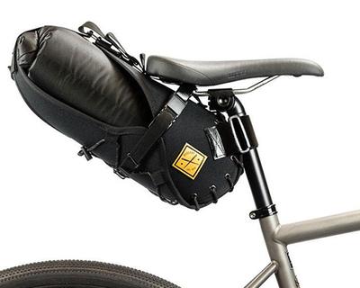 RESTRAP SADDLE BAG+DRY BAG SMALL 8L BK/BK