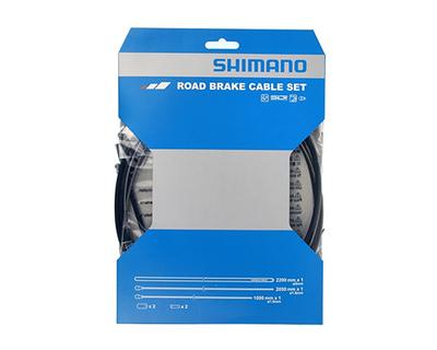 SHIMANO ロード用ブレーキケーブルセット