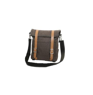 LaLaLa Company BROMPTON MINI Roll Top Bag ブラウン