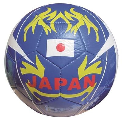 4号サッカーボールJAPAN