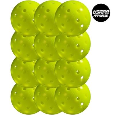 【室内用】ピックルボール・ボール12個
