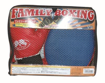 ファミリーボクシンググローブ&ミットセット