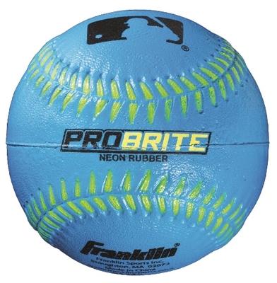 MLB NEONラバーボール