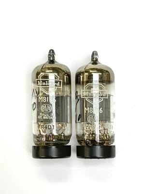 真空管 VALVE ELECTRONIC Mullard  CV4003/M8136/ECC82/12AU7 2本1組