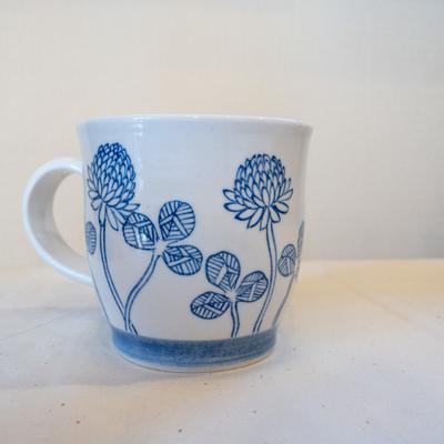 シロツメクサコーヒーカップ