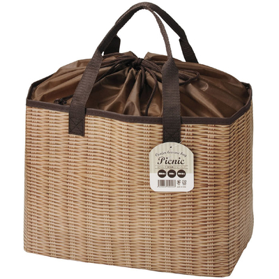 【ケース販売】【298円×50入】ピクニック 保冷温レジャーバッグ