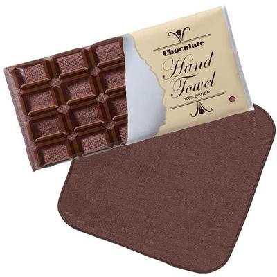 【ケース販売】【78円×200入】チョコハンドタオル