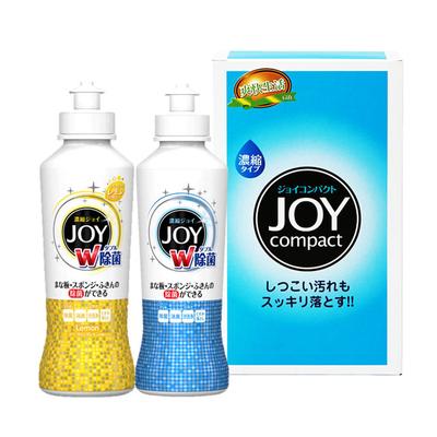 限定品【ケース販売】【348円×48セット】食器用洗剤 P&Gジョイ2本セット PJY-2P