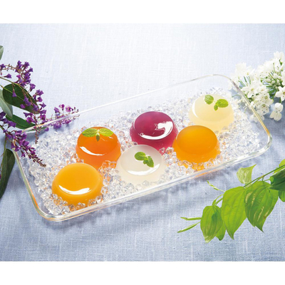 【ケース販売】【299円×20入】涼果の輝き アソートフルーツゼリー6個組