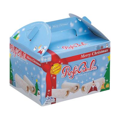 【ケース販売】【110円(税抜)×120入】クリスマス ローフボンボン