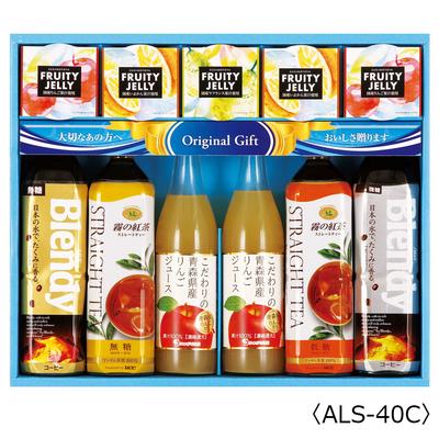 UCC&果汁飲料バラエティギフト【ALS-40C】