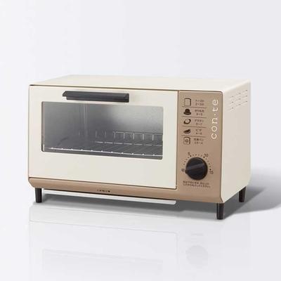 ツインバード con・te オーブントースター