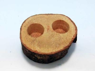 ■エサ皿(ゼリー皿)木製