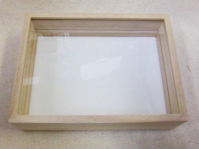 ■本格標本箱 (桐製)
