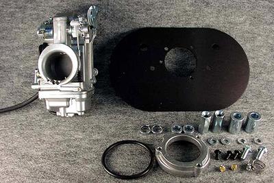 HSR 42 バックプレートkit for XL