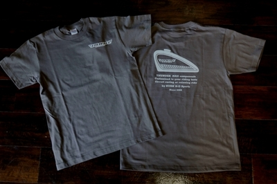 BURN! オリジナルTシャツ ver.2