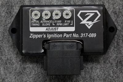 Zipper's 点火ユニット