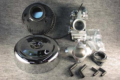 MIKUNI HSR45 フルキット for BT・TC
