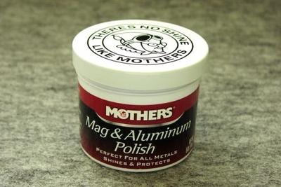 MOTHERS マグ&アルミニウムポリッシュ