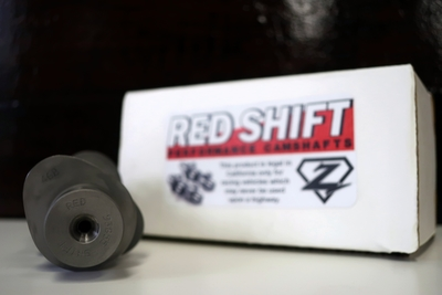 RED SHIFT カムシャフト for M8