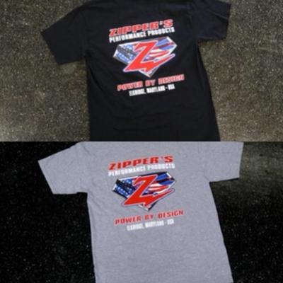 Zipper's オリジナル T シャツ