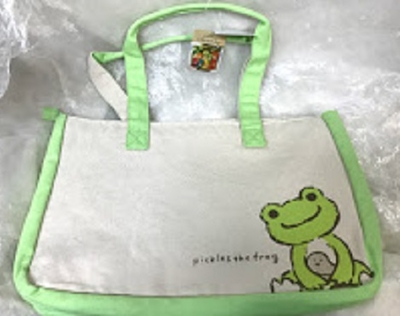 ピクルス コレクションバッグ