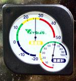 ツインメーター ネオ(温湿度計)