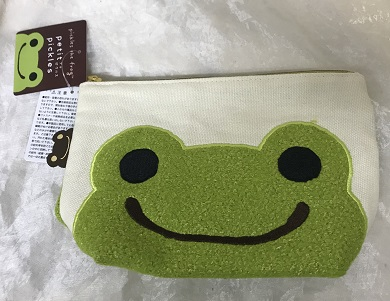 petit pickles(プチ ピクルス)ポーチ