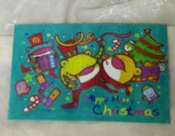 アウリンコ クリスマスポストカード