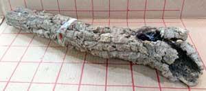 バージンコルクパイプx  長49x8cm