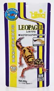 レオパゲル 昆虫を主食とするトカゲ・ヤモリの栄養食