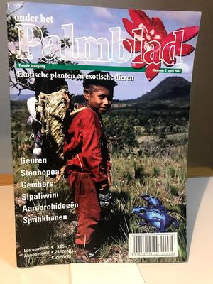 onder het Palmblad Nummer 2 april 2007