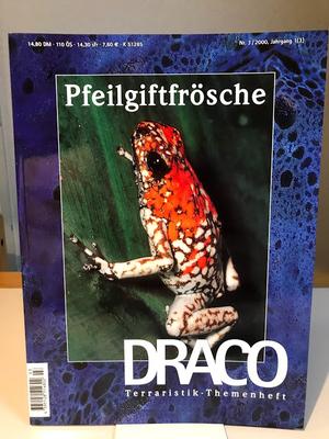 DRACO  Nr.3/2000  ドラコ ヤドクガエル