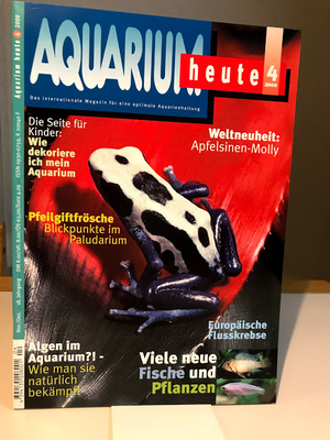 Aquarium heute 4/2000