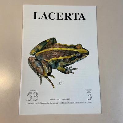 LACERTA nummer3 2/1995-3/1995