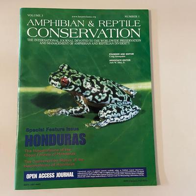 AMPHIBIAN & REPTILE CONSERVATION