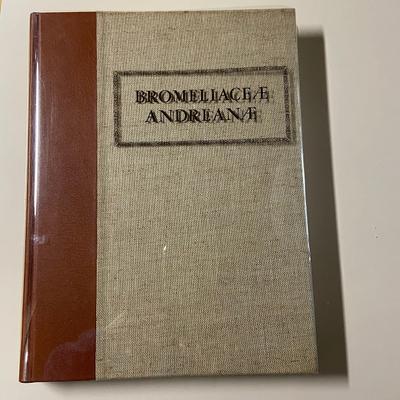BROMELIACEAE ANDREANAE
