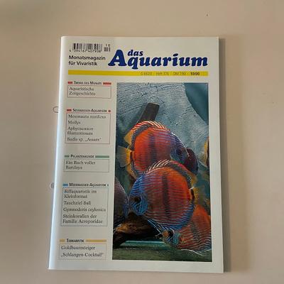 das Aquarium 10/00