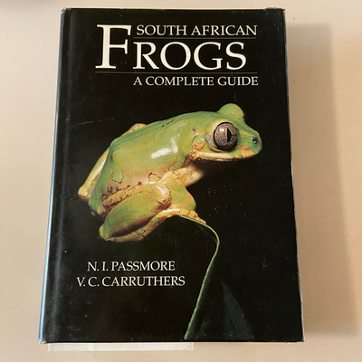 SOUTH AFRICAN Frogs A COMPLETE GUIDE