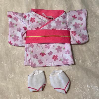ピクルス 着物セット 桜