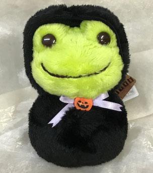ピクルス ハロウィン 黒猫だるま