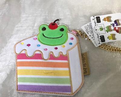 ピクルス ケーキ パスケース
