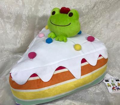 ピクルス ケーキクッション
