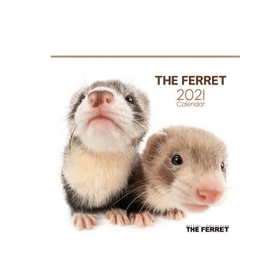 2021年カレンダー THE FERRET