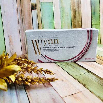 RUNE Placenta Wynn-プラセンタウィン- サプリメント 60粒